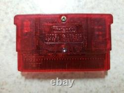 Pokemon Ruby Version (Complete in Box) Game Boy Advance GBA New Save Battery
