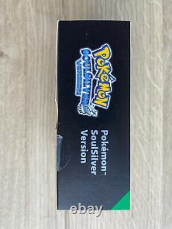 Pokemon SoulSilver Version Nintendo DS New Sealed Original Box
