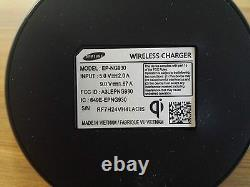 Qi FAST CHARGER DOCK STAND IN RETAIL BOX SAMSUNG OEM OVERSEAS VERSION Local