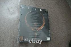 Quake Original PC Rare Sealed Big Box Full Registered Version US Version