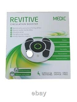 REVITIVE Medic Circulation Booster New Improved Version Brand New Sealed Box