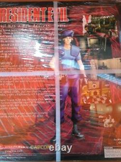 Resident Evil 1 PC Big Box FACTORY SEALED American UNCUT VERSION Windows 95