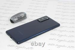 SAMSUNG Galaxy S20 FE 5G SM-G781B/DS unlocked 128GB Cloud Navy UK Version NO BOX