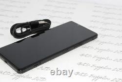 SONY Xperia 1 II 256GB Black 256GB 8GB 5G RAM UNLOCKED uk version NO BOX