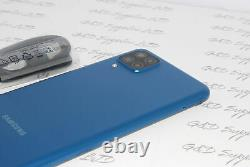 Samsung Galaxy A12 Unlocked 64GB Dual SIM NFC Smartphone BLUE UK Version NO BOX