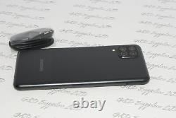 Samsung Galaxy A12 Unlocked 64GB Dual SIM NFC Smartphone Black UK Version NO BOX
