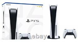 Sony Playstation 5 Disc Version Brand New In Box Presale October 8th