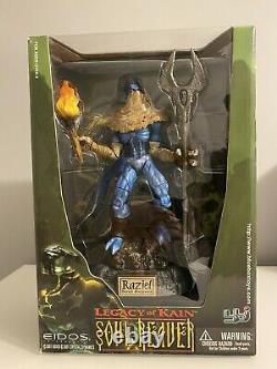 Soul Reaver Raziel Action Figure (Box Version)