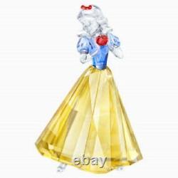 Swarovski Crystal-Disney's SNOW WHITE-Colour Version Brand New & Boxed