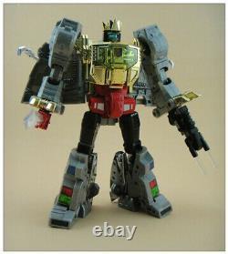Transformers toy TAKARA Hasbro MP-08 Grimlock G1 Asia Version with Box