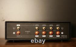 VU2-L Bulb Version MIC+LINE VU Meter Audio Splitter Box Sound Level Indicator
