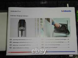 Webasto Wallbox Pure (Version II) 22kW 4,5 m Kabel Ladestation Typ 2