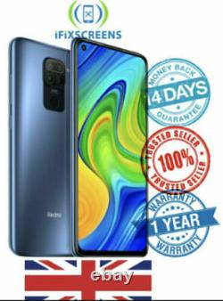 XIAOMI REDMI NOTE 9 BRAND NEW 6.53 display FACTORY UNLOCKED DUAL128GB Fast boxed