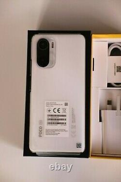 Xiaomi Poco F3 5G 6GB/128GB Arctic White, UK version, unlocked, new (open box)