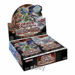 Yu-Gi-Oh Battles of Legend Armageddon BOX Yu-Gi-Oh English version