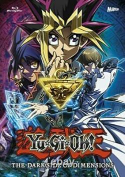 Yu-Gi-Oh! Movie version THE DARK SIDE OF DIMENSIONS Limited Bonus Bu-ray BOX JP