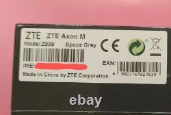 ZTE AXON M New, BOXED GLOBAL VERSION