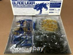 Zoids Blade Liger 2013 Blue-ray BOX Limited version Kotobukiya